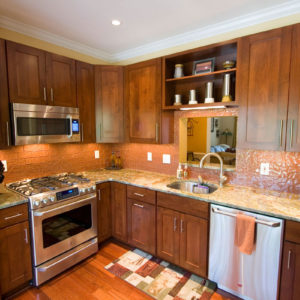 Maple Shaker 8×5 Kitchen Cabinets