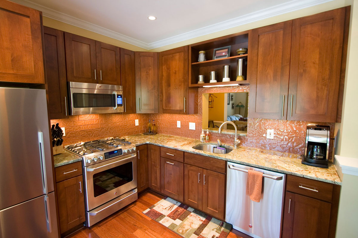 Maple Shaker 8x5 Kitchen Cabinets